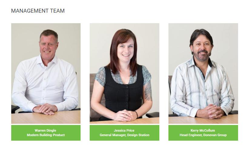 Donovan Group - Staff Photos